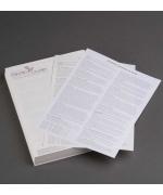 Configurer l'impression de papiers à entête