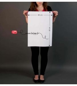 impression affiches format 40x60 cm de 135gr 350gr. Black Bedroom Furniture Sets. Home Design Ideas