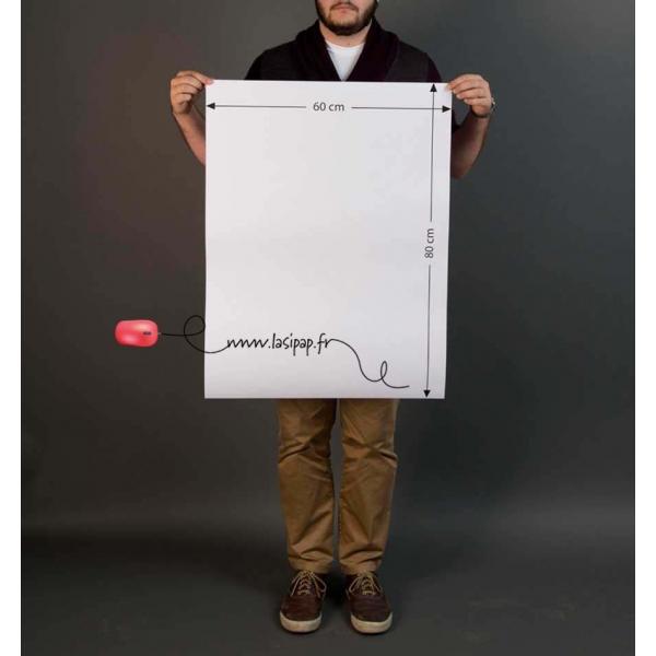 impression affiche poster 60 x 80 cm. Black Bedroom Furniture Sets. Home Design Ideas