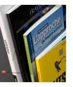 revues et magazines dos carré cousu collé