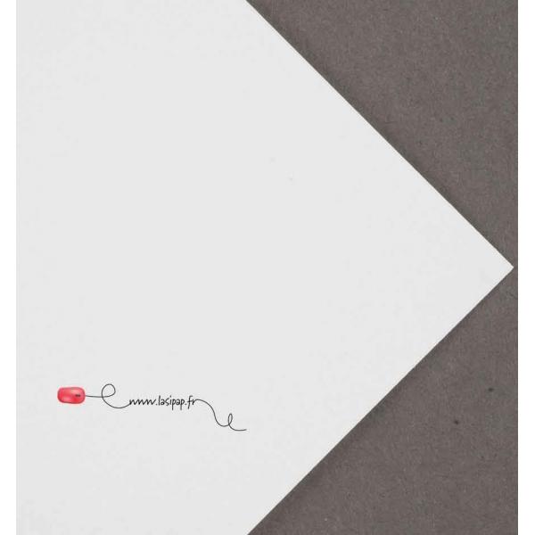 impression cartes de voeux sur papier offset d s 74. Black Bedroom Furniture Sets. Home Design Ideas