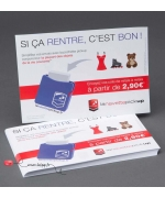 IMPRESSION FLYERS SUR MESURE AVEC FINITIONS