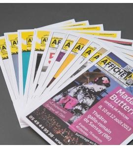 Abonnement Annuel Affiche Hebdo